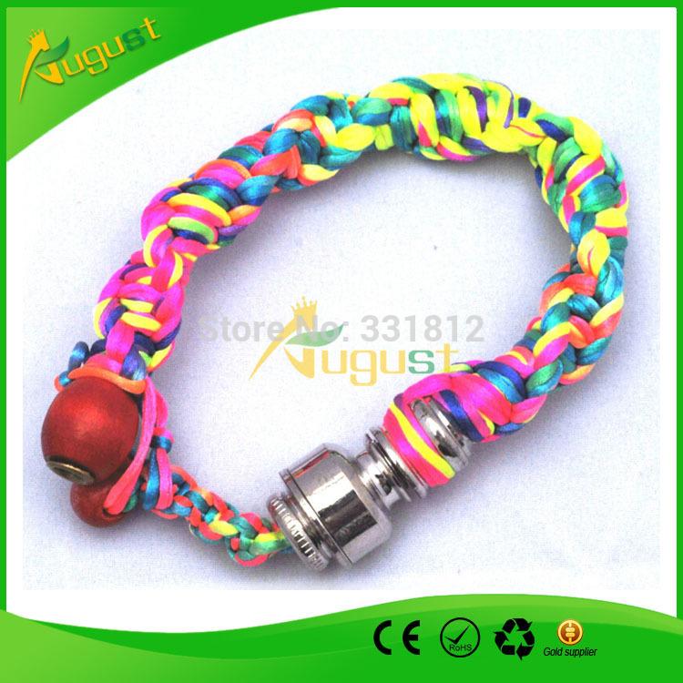 how to make a hookah bracelet