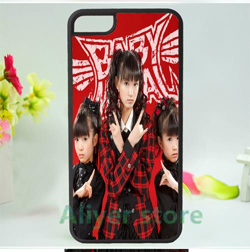 babymetal mobile phone case cover for iphone 4 4s 5 5s 5c SE 6 6s & 6 plus 6s plus *x5235s
