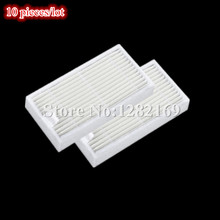 10 pieces/lot Robotic Hepa Filter for Chuwi ilife v5 v3 Robot Vacuum Cleaner (China (Mainland))