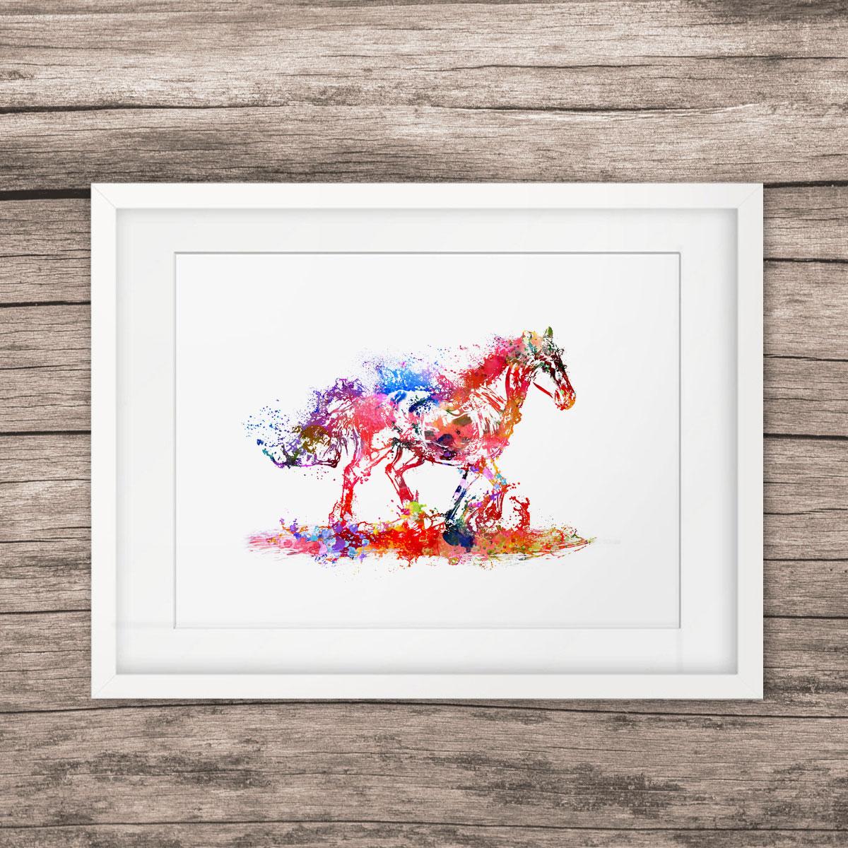 Paard art promotie winkel voor promoties paard art op - Kwekerij verf ...