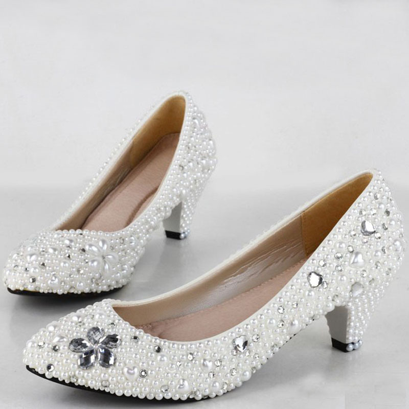 2015 fashion lady dress shoes woman bridal wedding shoes for Low heel dress shoes wedding