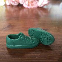 ילדים לעומת שנה קודמת אופנה 1:6 סניקרס לבליית בובה צבעוני בובת נעלי Licca בובת נעלי מומוקו 1/6 בובות אבזרים(China)