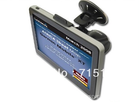 wholesale Digital TV ISDB-T 7 inch GPS, bluetooth GPS, Bluetooth,AV-IN, DDR 128 M, 4GB Brazil navigation system(China (Mainland))