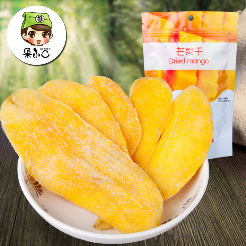 Philippine dried mango fruit flavor small two specialty candied dried fruit preserved recreational zero fat foods to buy two thr(China (Mainland))