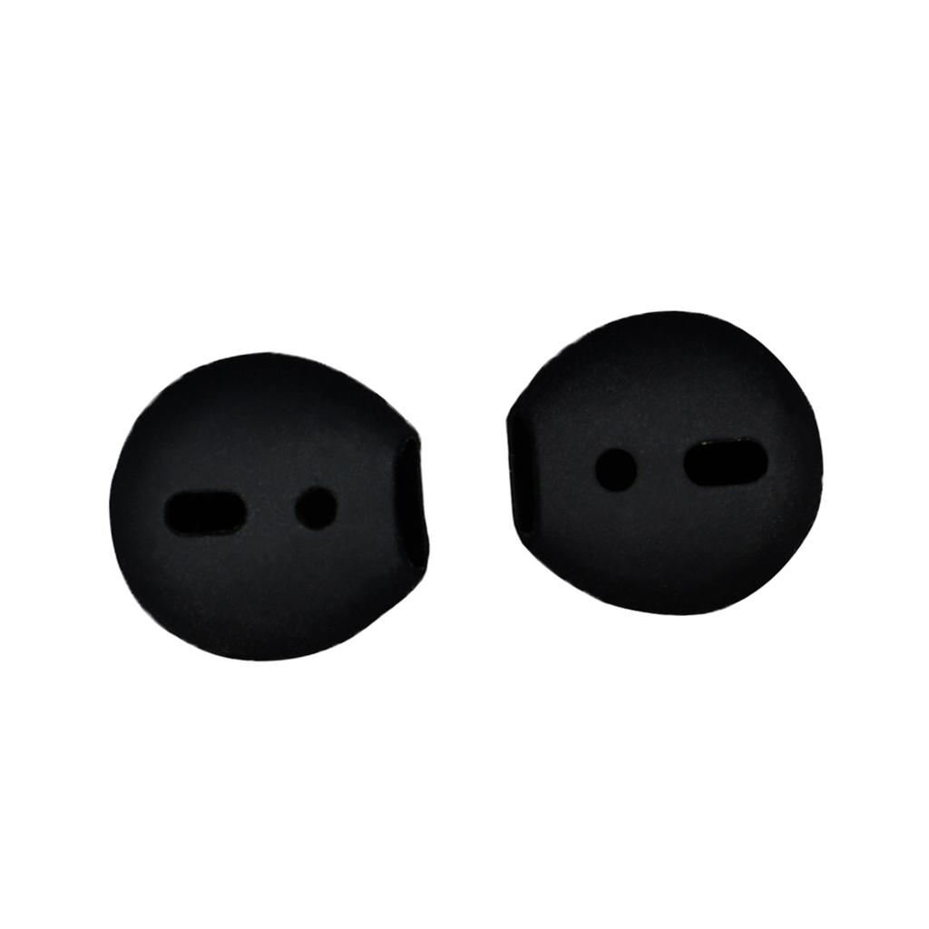 New Fashion Soft Anti-Slip Silicone Ear Tips Earbud Ear Skin for Apple AirPods Earpods Replacement Earbuds Tips Best-selling
