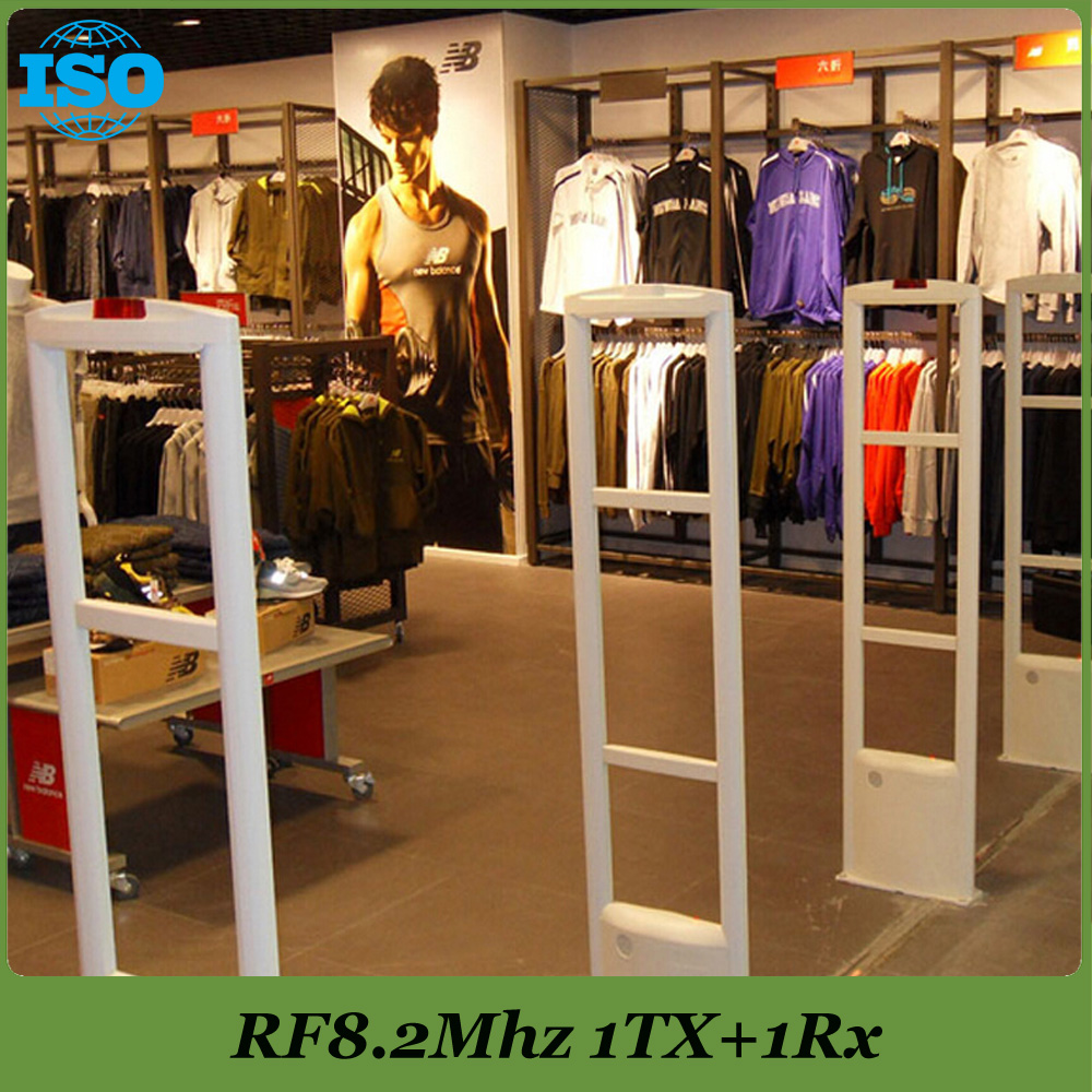 8.2MHz clothing store security gate/RF EAS Antenna/EAS System(China (Mainland))