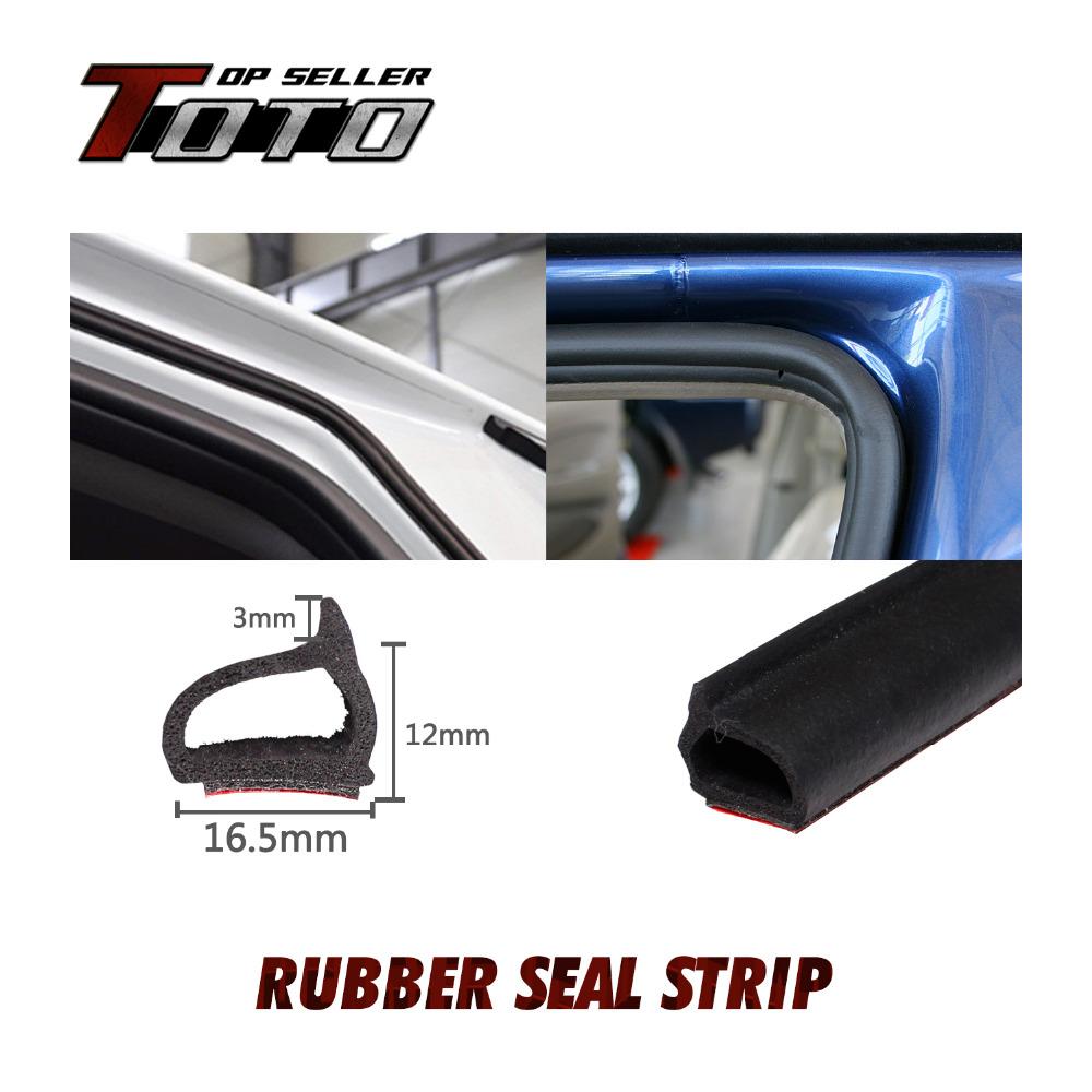 "118"" 3m Car Truck Door X D Shape Auto Black Rubber Noise Control weatherstrip Crashproof Seal Strip Edge Trim noise muffler(China (Mainland))"