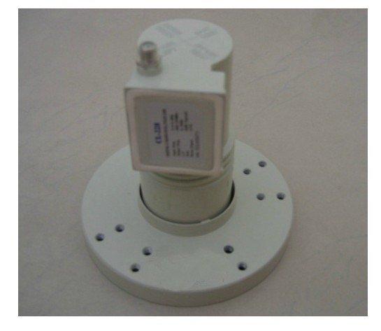 Free shippping, V/H CL-228, c-band digital Dual-Pol LNBF, satellite LNB, high quality(China (Mainland))