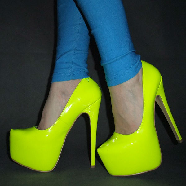 Find neon heels at ShopStyle. Shop the latest collection of neon heels from the most popular stores - all in one place.