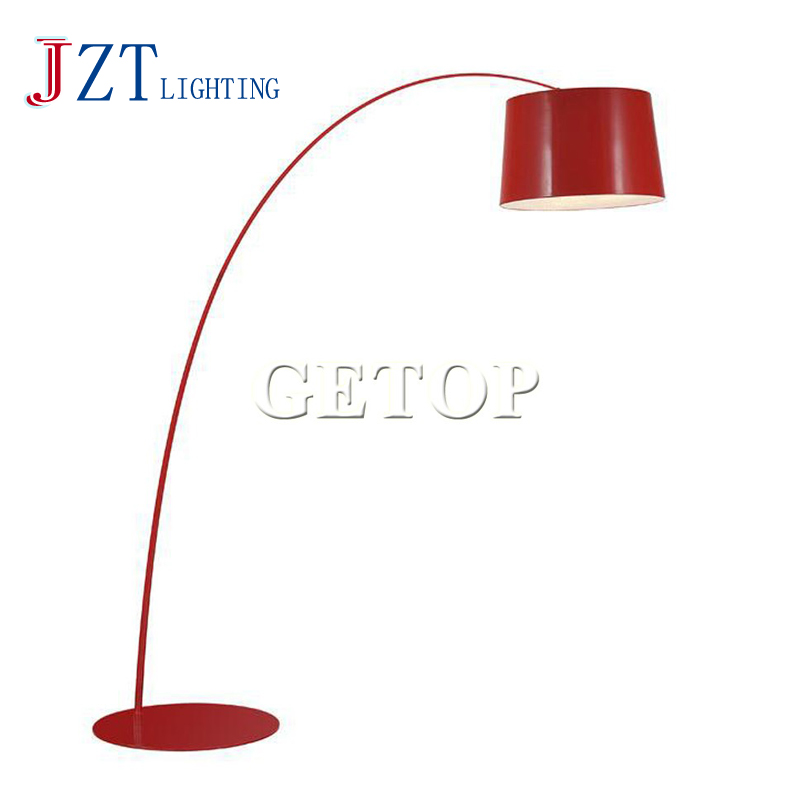 T Creative Fashion Floor Lamps For Reading Working Brand Quality Foscarini Twiggy Terra Floor Lamp Marc Sadler Design Trendy(China (Mainland))