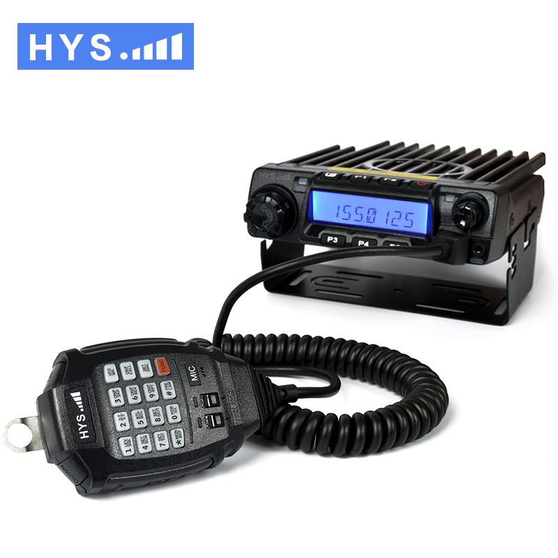 60w High power long range vhf radio stations with DTMF Microphone TC-135(China (Mainland))