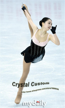 Hot Sales Ice Figure Skating Dresses For Children New Brand Vogue Figure Skating Competition Dress For Women DR3076