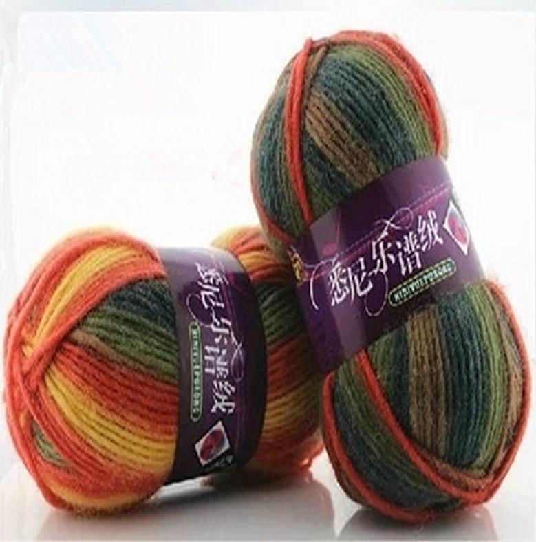 Пряжа нитки для ручного вязания