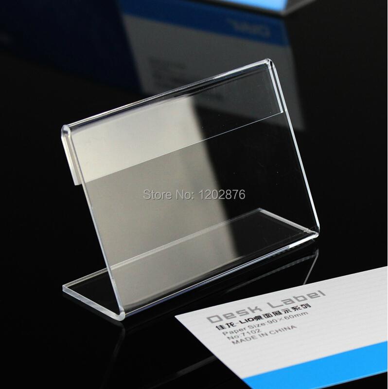 color 5 unidades DIN A5 Expositor acr/ílico de HMF/ /46920800 para tarjetas de men/ú