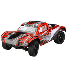 Electric 1/10th Scale Model YiKong Inspira E10SC-BL 4WD Brushless RC Truck RTR voiture telecommande(China (Mainland))
