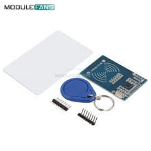 Buy 10PCS MFRC-522 RC-522 RC522 RFID IC Wireless Module Arduino SPI Writer Reader IC Card Proximity Module for $16.80 in AliExpress store