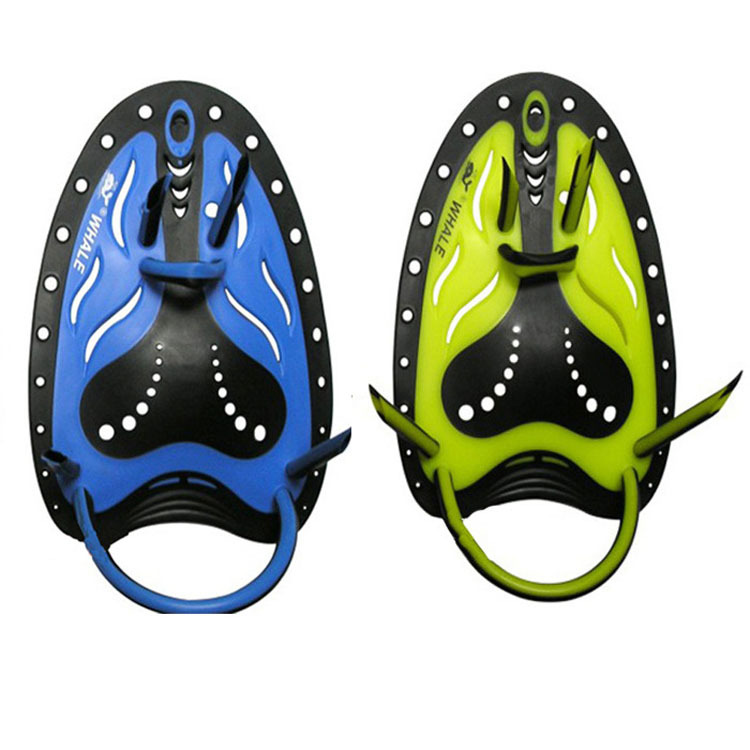 Free Shipping High Quality Pure Silicone Swimming Fins Adult Training Diving Gloves Manual Transmission Paddle Webbed Gloves(China (Mainland))