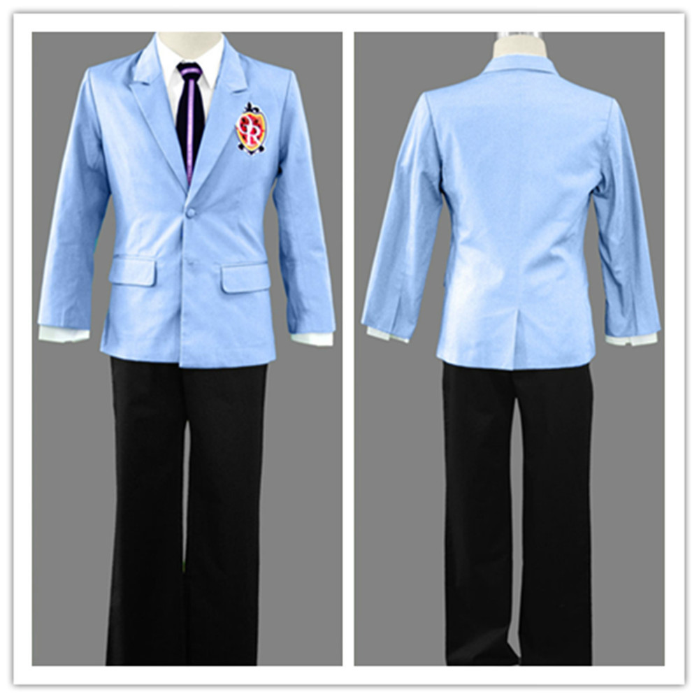 Popular Haruhi Fujioka Cosplay-Buy Cheap Haruhi Fujioka ... Ouran Highschool Host Club Cosplay Haruhi
