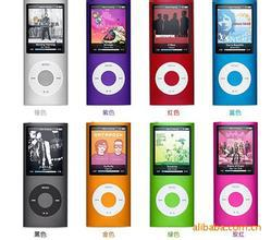 4th Generation 1.8 inch LCD Screen MP3 Player support 16gb Memory tf Card Slot 128mb-16gb MP3 music Player With Radio FM Video(China (Mainland))