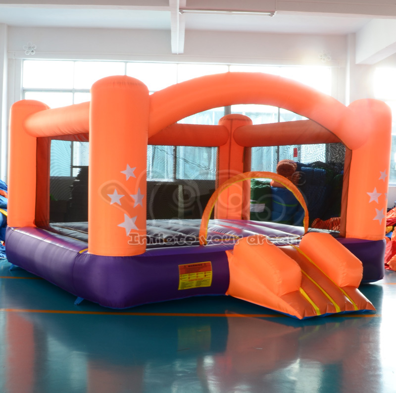 Inflatable jumping bounce house moonwalk bouncer tarmpoline toys for kids(China (Mainland))