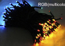 22M 200 LED Solar Lamps Fairy String Holiday Christmas Lights Garlands Solar Garden Party Wedding Decoration Outdoor Waterproof(China (Mainland))
