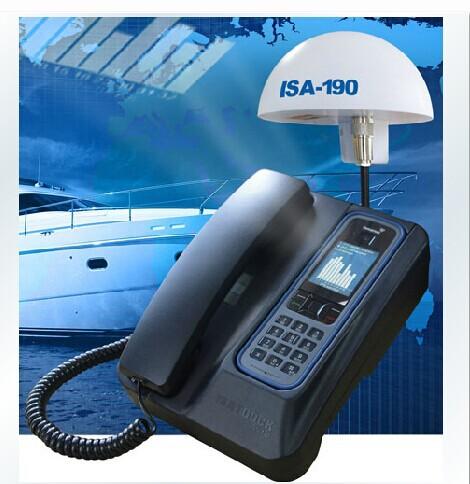Maritime Isatphone Pro Docking Station With Active Antenna and 10M cable Maritime satellite phone isatdock ISD