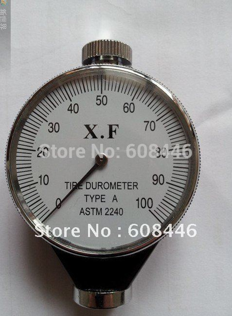 NEW Shore Type A Hardness Tester Rubber Tire Durometer Meter<br><br>Aliexpress