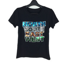 Buy 2017 high tshirt women clothing letter sequin top t-shirt summer cotton t shirt women clothes poleras de mujer for $6.42 in AliExpress store