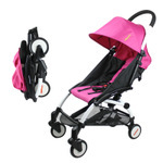 Super lightweight travel umbrella foldable strollers car can sit can lie super carts umbrella strollers travel bag 6 color(China (Mainland))