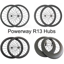 Ultra Light 700C 24 38 50 60 88mm depth 23mm width Tubular Clincher Racing Bicycle Carbon Wheels Road Bike carbon Fiber Wheelset(China (Mainland))