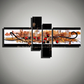 Large piece acrylic decorative picture modern artwork canvas handmade oil painting abstract art for living room