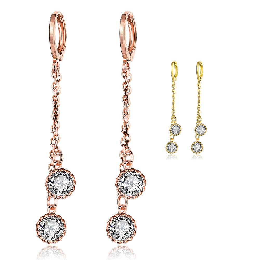 Simple Long Diamond Earrings Women With Fantastic Minimalist In Spain U2013 Playzoa.com