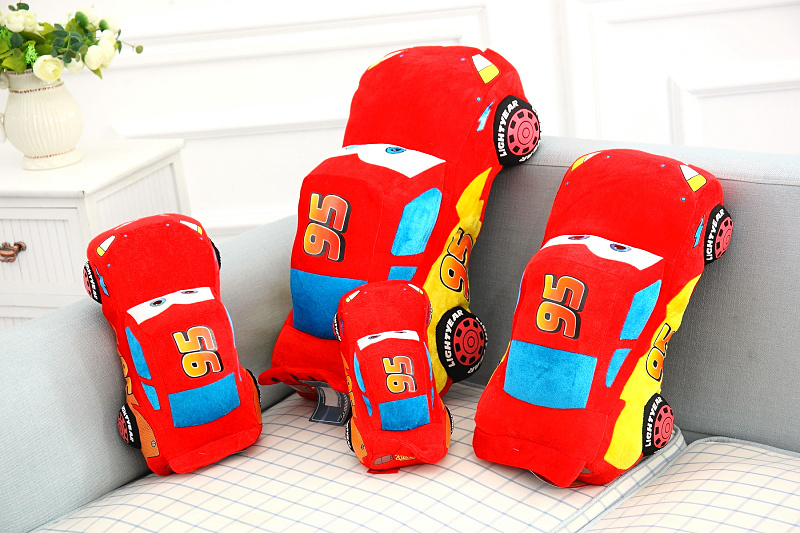 New 25 CM Cars design plush toys Kid lovely creative pillow motor design cute stuffed doll best christmas gifts(China (Mainland))