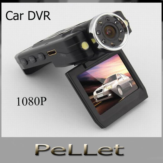 Wholesale - Classic HOT Full HD 1080P HDMI H.264 Car DVR/Vehicle Video Camera Support Motion Detect Night Vision