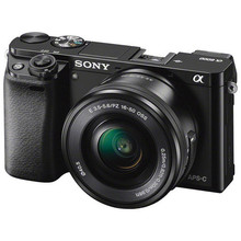 Sony Alpha A6000 Mirrorless Digital Camera with 16-50mm Lens(China (Mainland))