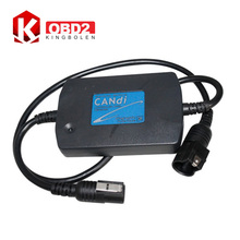 Latest Version TECH2 CANDI Interface Module For tech2 Auto Diagnostic Connector Adaptor Free Shipping(China (Mainland))