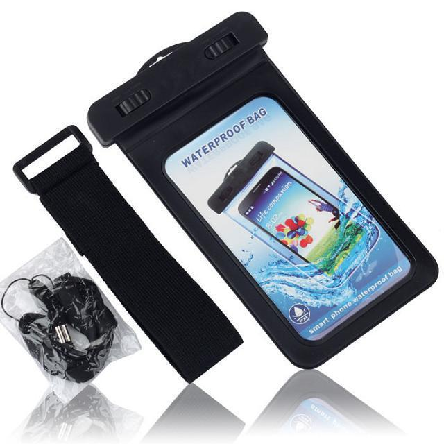 "PVC Waterproof Phone Case Underwater Phone Bag For 4.5""-5.5"" phone for Iphone 6 for meizu mx4 for LG G3(China (Mainland))"