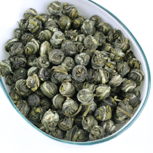 Top grade Jasmine green tea  jasmine Flower Tea Jasmine Pearl Green Tea Jasmine Hydrangea Good for Health Tea 50g free shipping