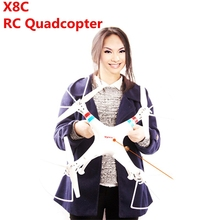 2015 X8C Remote Control RC FPV Quadcopter Drones With HD Camera Helicopter 2.4G Four Channel Remote Quadcopter (China (Mainland))