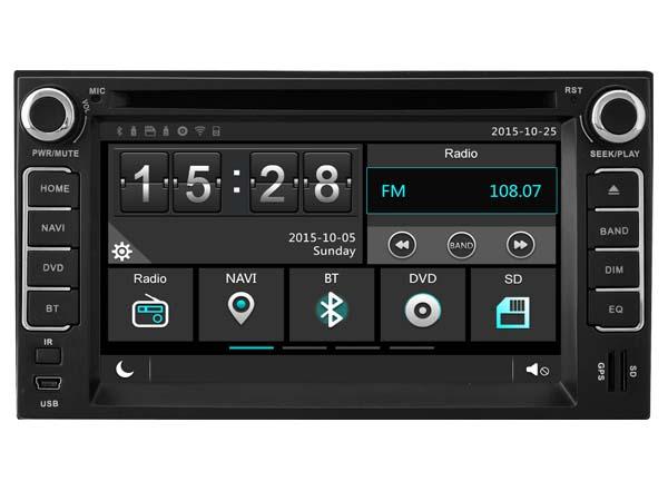 FOR KIA ROND7(2006-2011)/OPTIMA CAR DVD Player car stereo car audio head unit Capacitive Touch Screen SWC DVR car multimedia(China (Mainland))