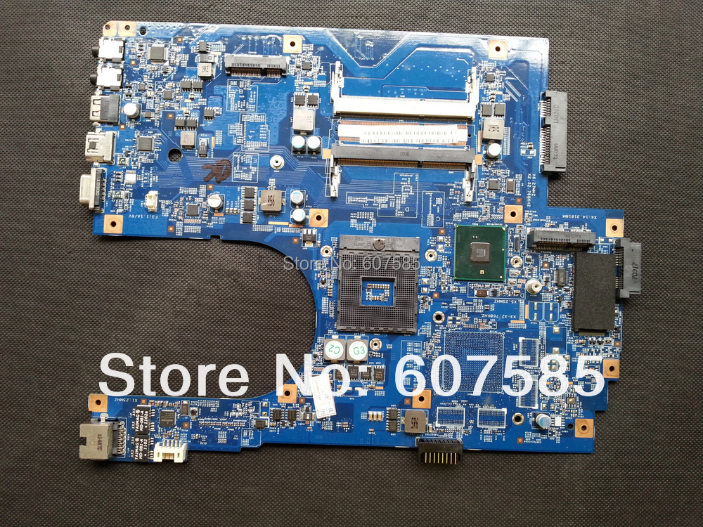 Aspire 7741 7741G Laptop Motherboard use for ACER MB.PT401.001&tested+free Shipping