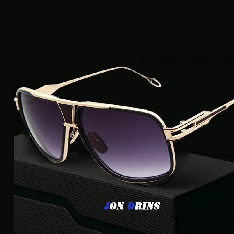 2016 Ditaed sunglass Polaroid Sun glasses Men Women Polarizado Italy Brand Designer Oculos De Sol Metal Big Square Frame Eyewear(China (Mainland))