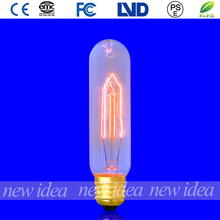 very cheap price vintage light bulbs Edison incandescent  bulbs T10/T32 25W/40W/60W(China (Mainland))