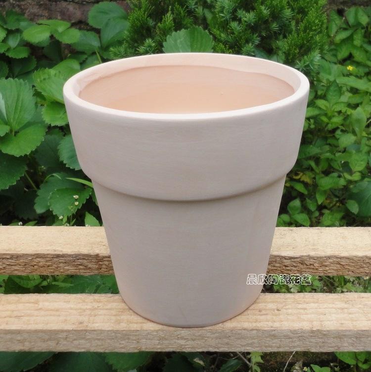 The new ceramic flower pot red clay modelling fleshy for 6 ceramic flower pots