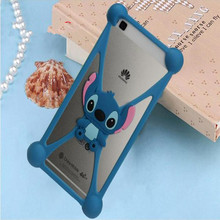 Anti-knock 3D Cute Cartoon Soft Silicone Phone Case For Fly FS451 Nimbus 1 And for Other Phones Cases