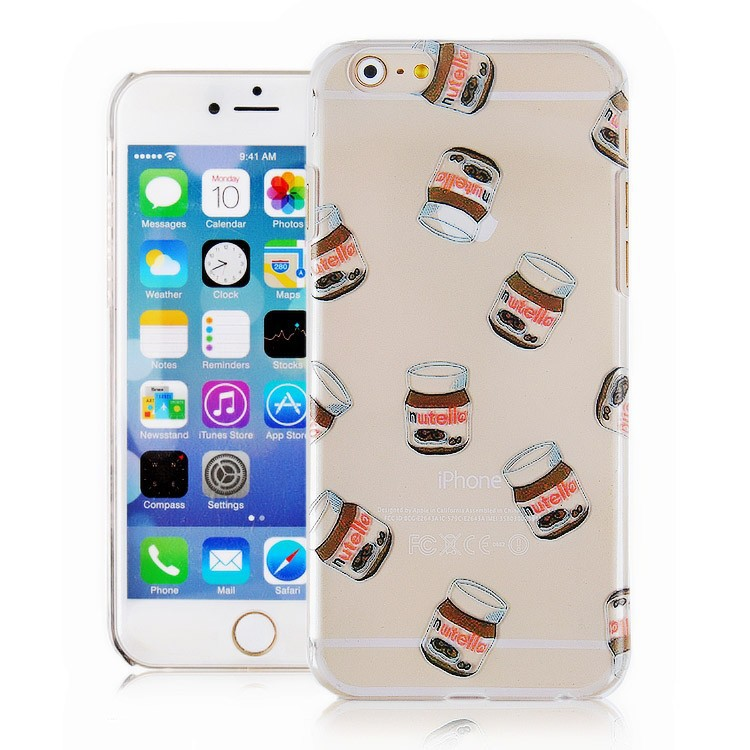Hot Sale Hard Phone Case For Iphone 5 5s 6 6plus Case Transparent Back Cover Tatoo Girl Snow White  Plastic Wholesale Price