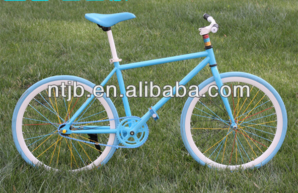 Fashion pop bike High quality Male And Women Bike Fixed Gear Bikes fixed gear bike(China (Mainland))