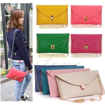 U119 бесплатная доставка женщин конверт клатч сеть кошелек сумка повелительницы сумка плеча мешок руки