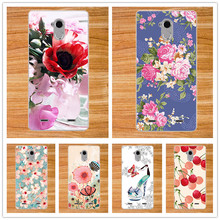 ZTE Blade V7 Lite Cover Soft tpu Case Protector 10 Colorful Patterns Newest Arrival Popular TPU v7 lite - shenzhen fandatai technology company store