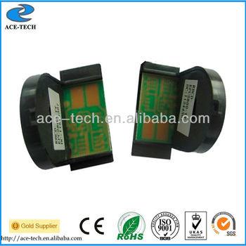Compatible reset toner chip for Epson Aculaser C3800 color laser printer refill cartridge OEM C13S051124~C13S051127